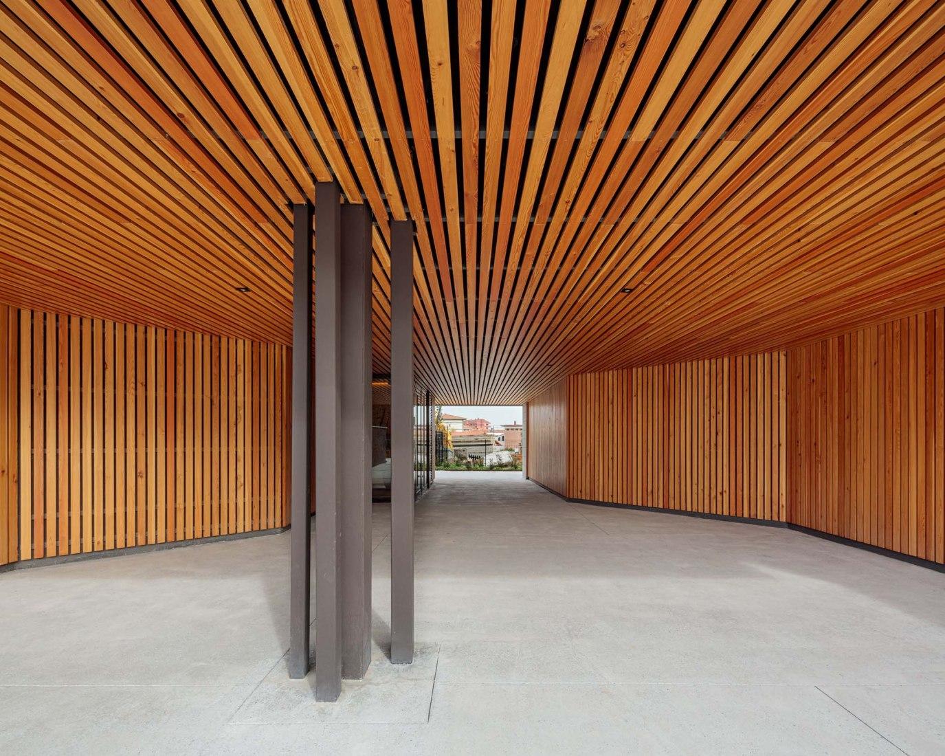 TX - Arin por UR arquitectura. Fotografía por Aitor Estévez Olaizola.