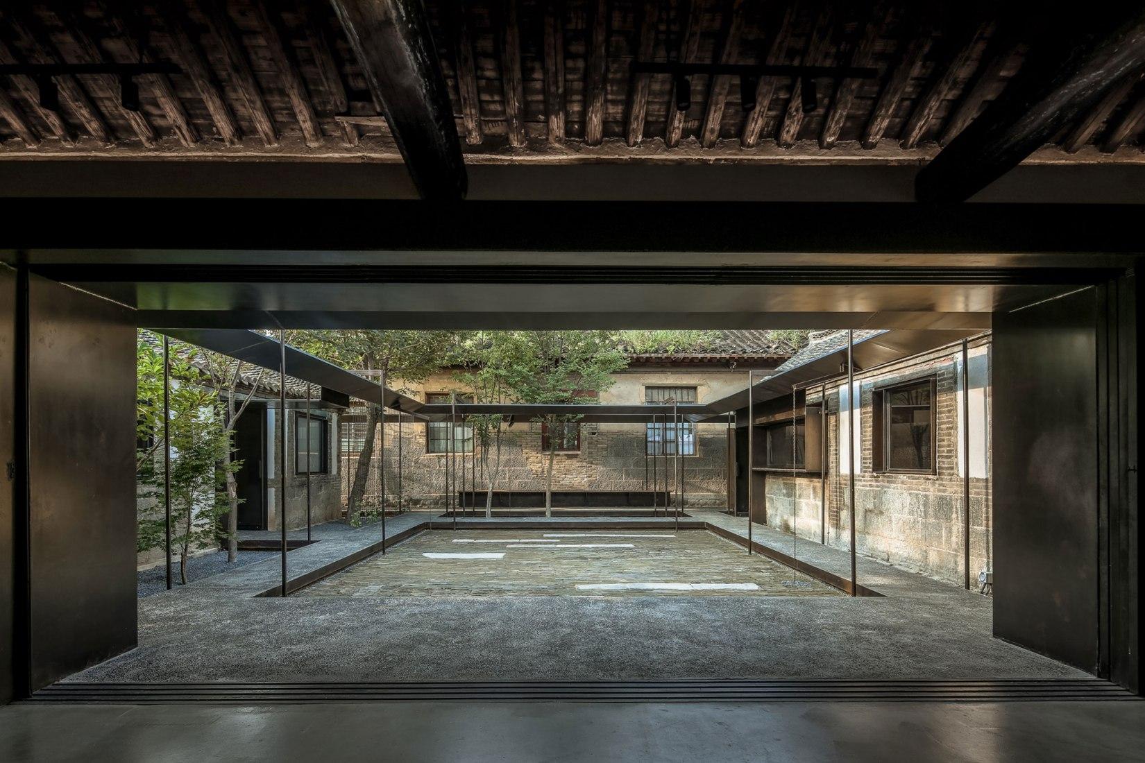 Biblioteca del barrio Suochengli por Vector Architects. Fotografía por Su Shengliang / Vector Architects