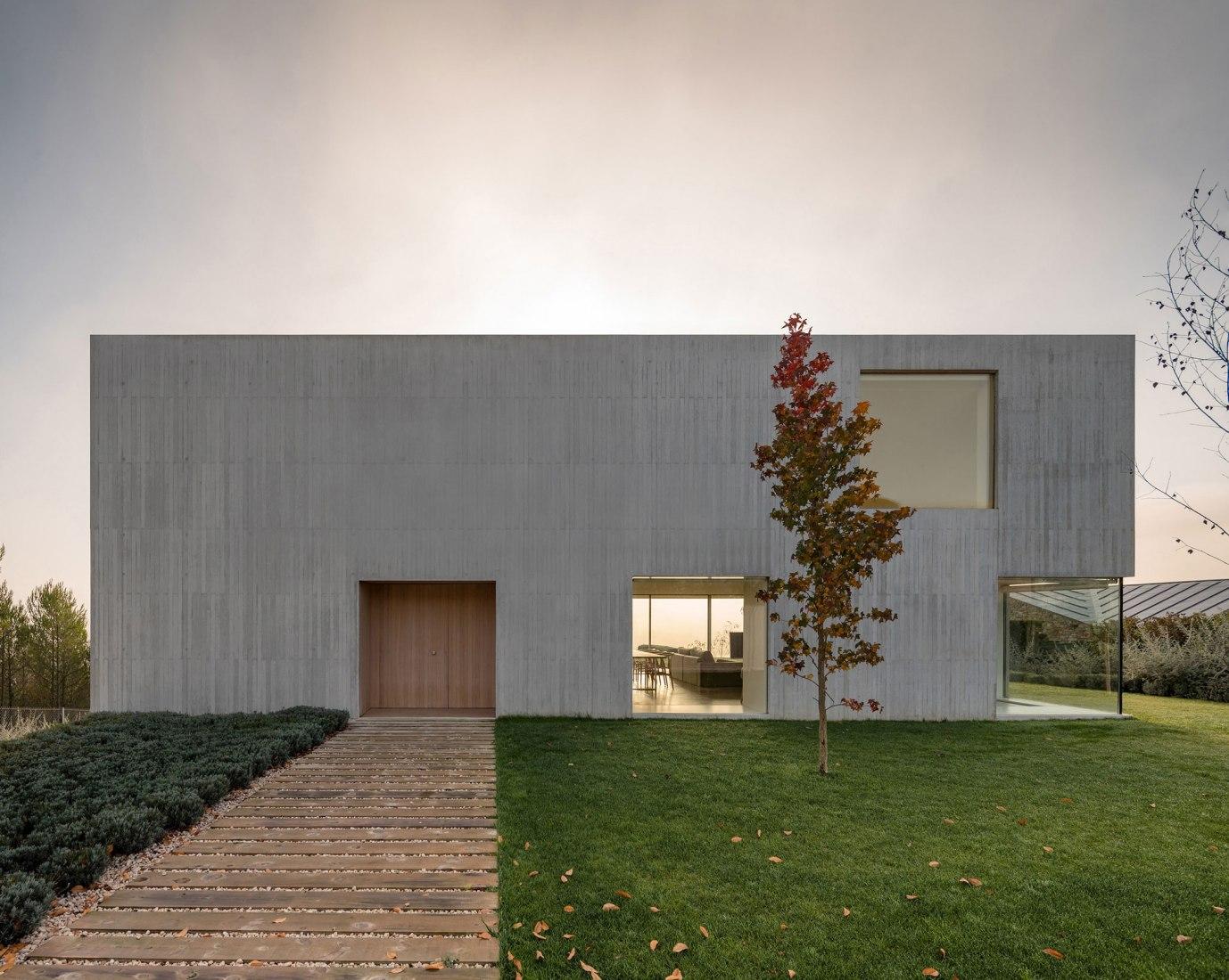 Vivienda en Pamplona, por Pereda Pérez Arquitectos. Fotografía por Pedro Pegenaute