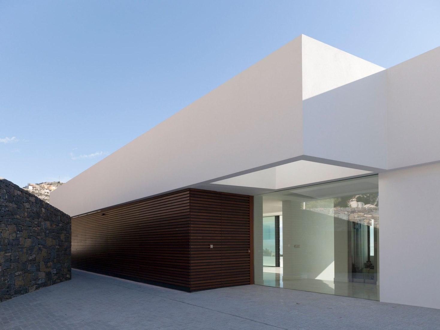 Vivienda en Altea por RGB Arquitectos. Fotografía por Mayte Piera.