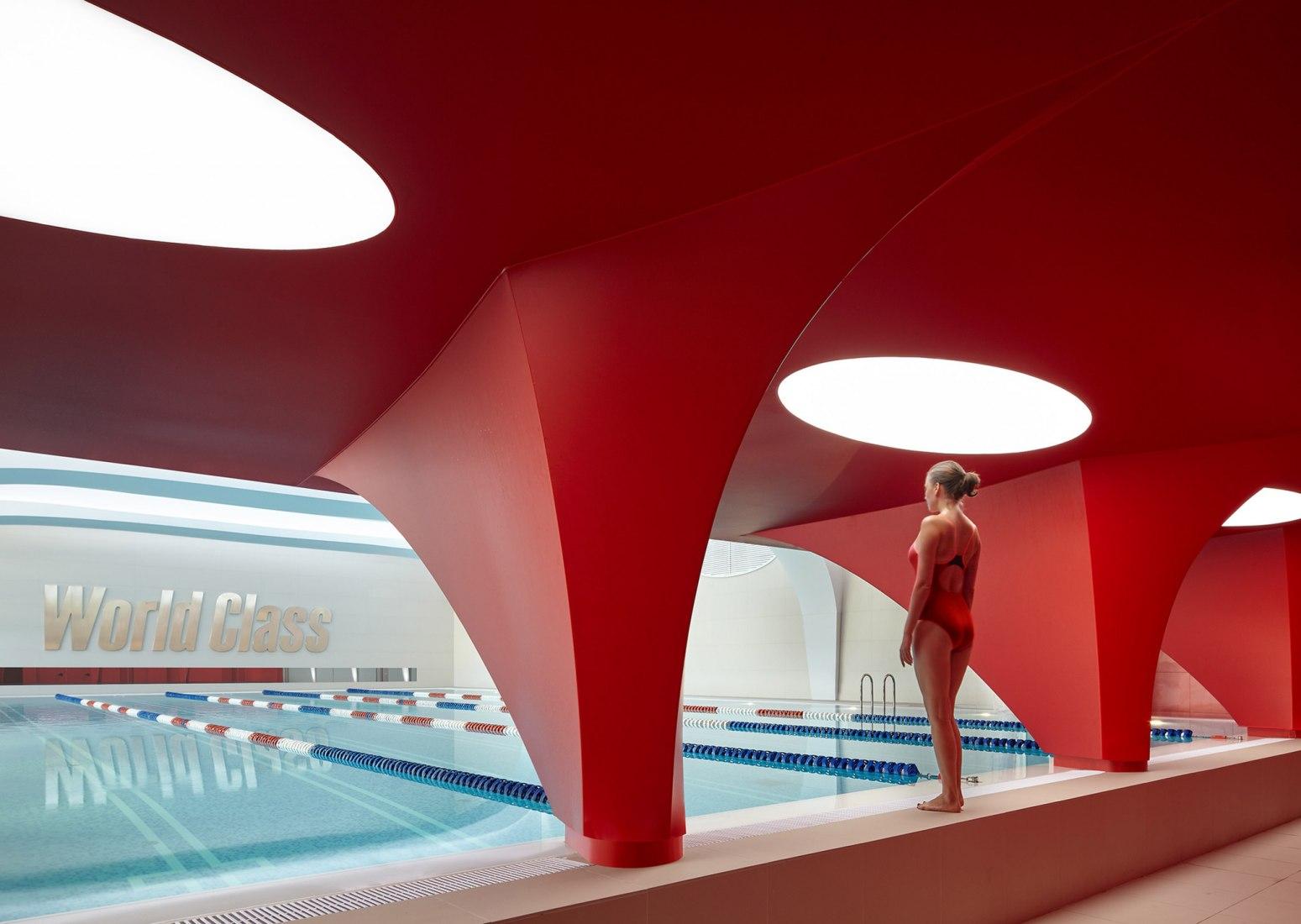 World Class Olympic por VOX Architects. Fotografía © Sergey Ananiev