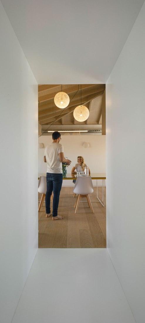 Casa en la Huerta por WOHA Arquitectura. Fotografía por David Frutos