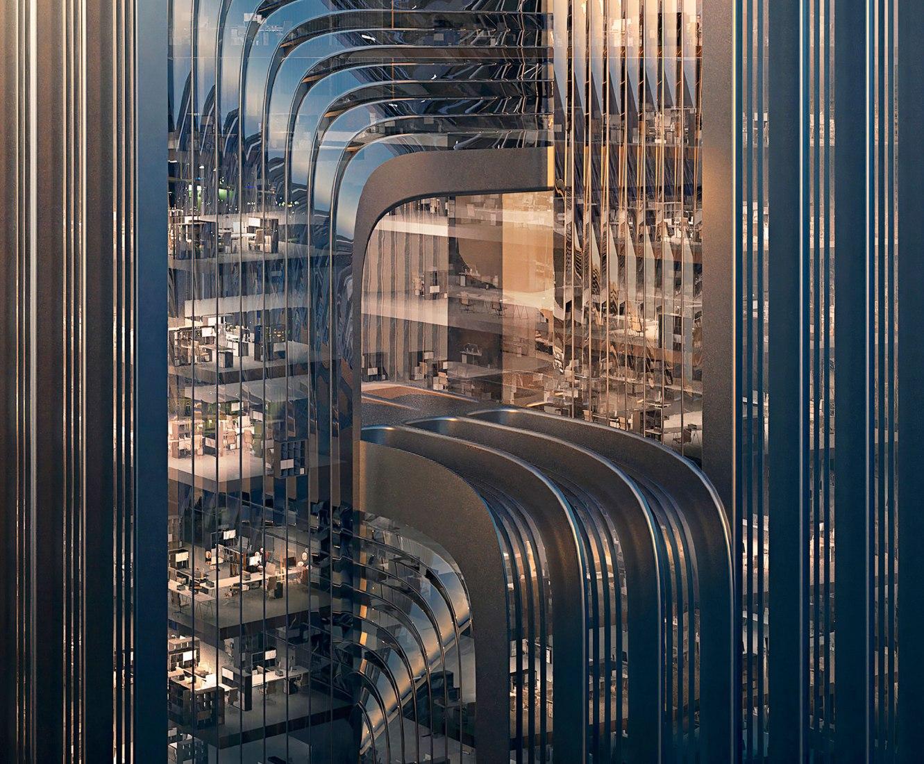 Zaha Hadid Architects To Build Cecep S