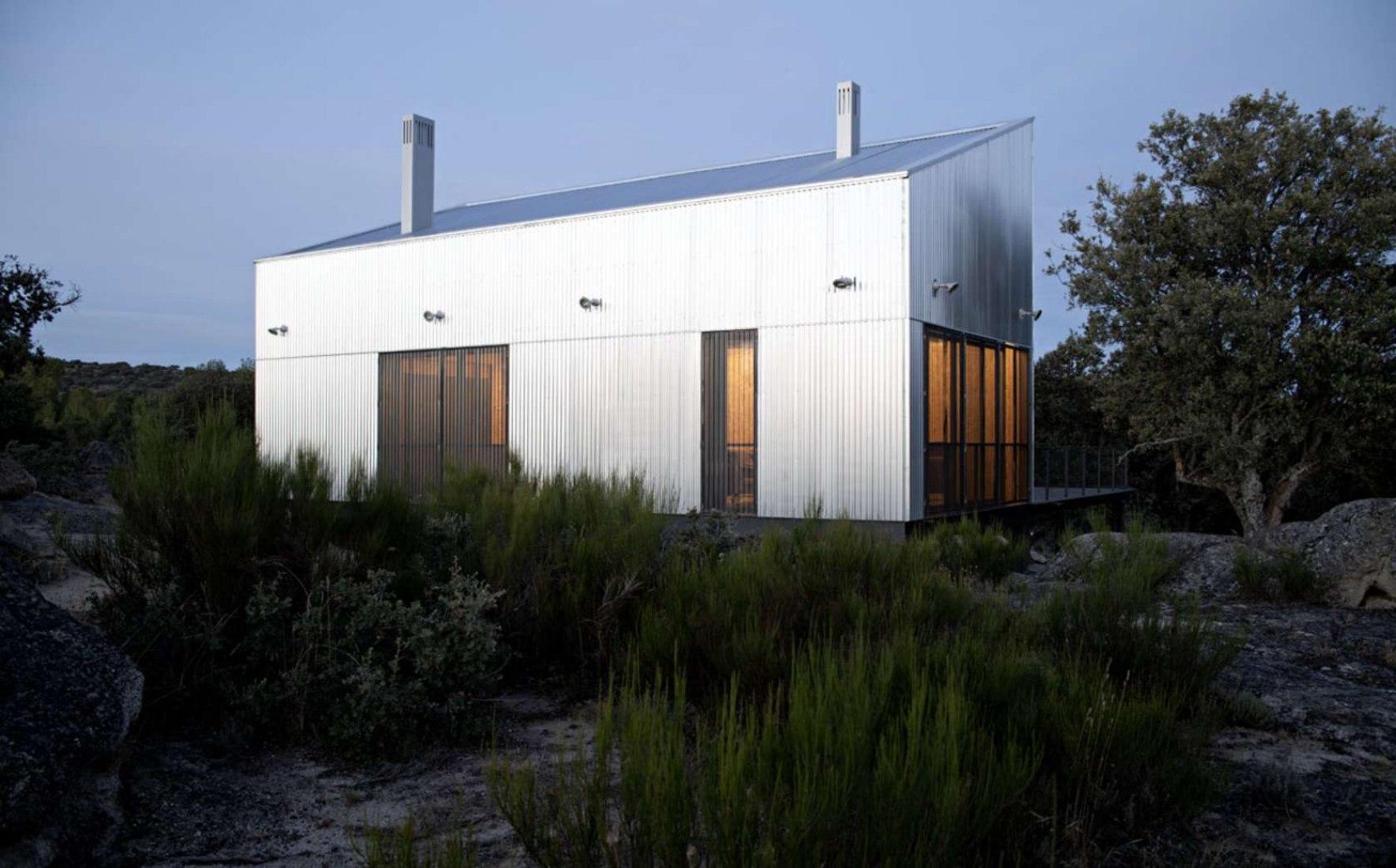 Casa Garoza 10.1. por Herreros Arquitectos. Fotografía © Javier Callejas