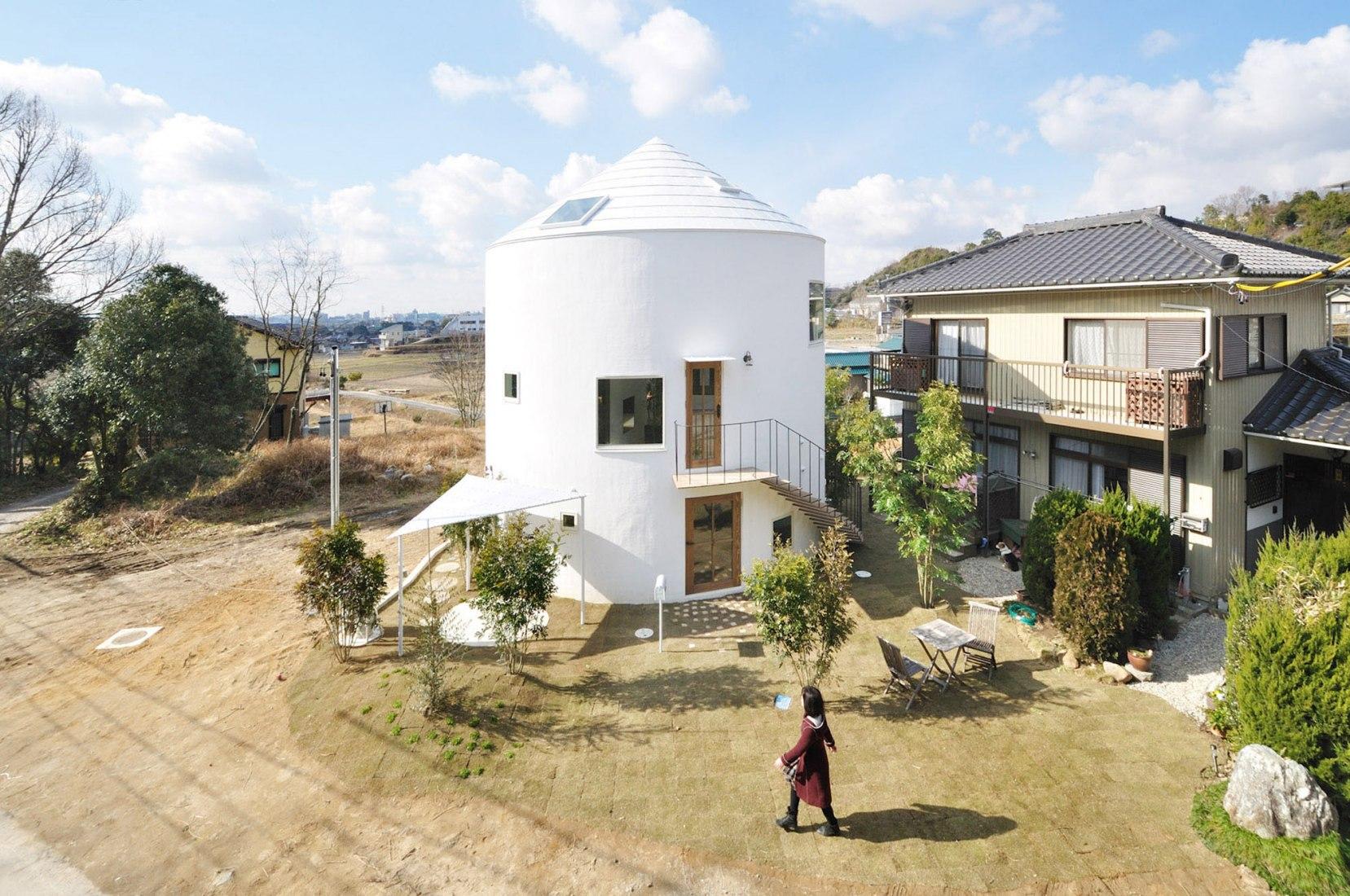 Imagen exterior. Fotografía © Kentaro Kurihara. Cortesía de Studio Velocity.