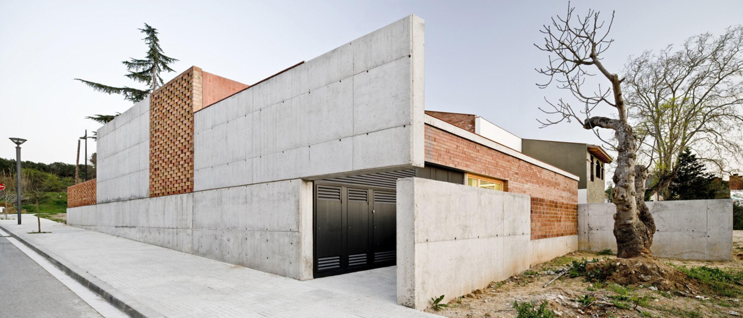 Escuela Bressol en Vilanova del Vallés por David Sebastian + Gerard Puig Arquitectes. Fotografía © Adrià Goula.