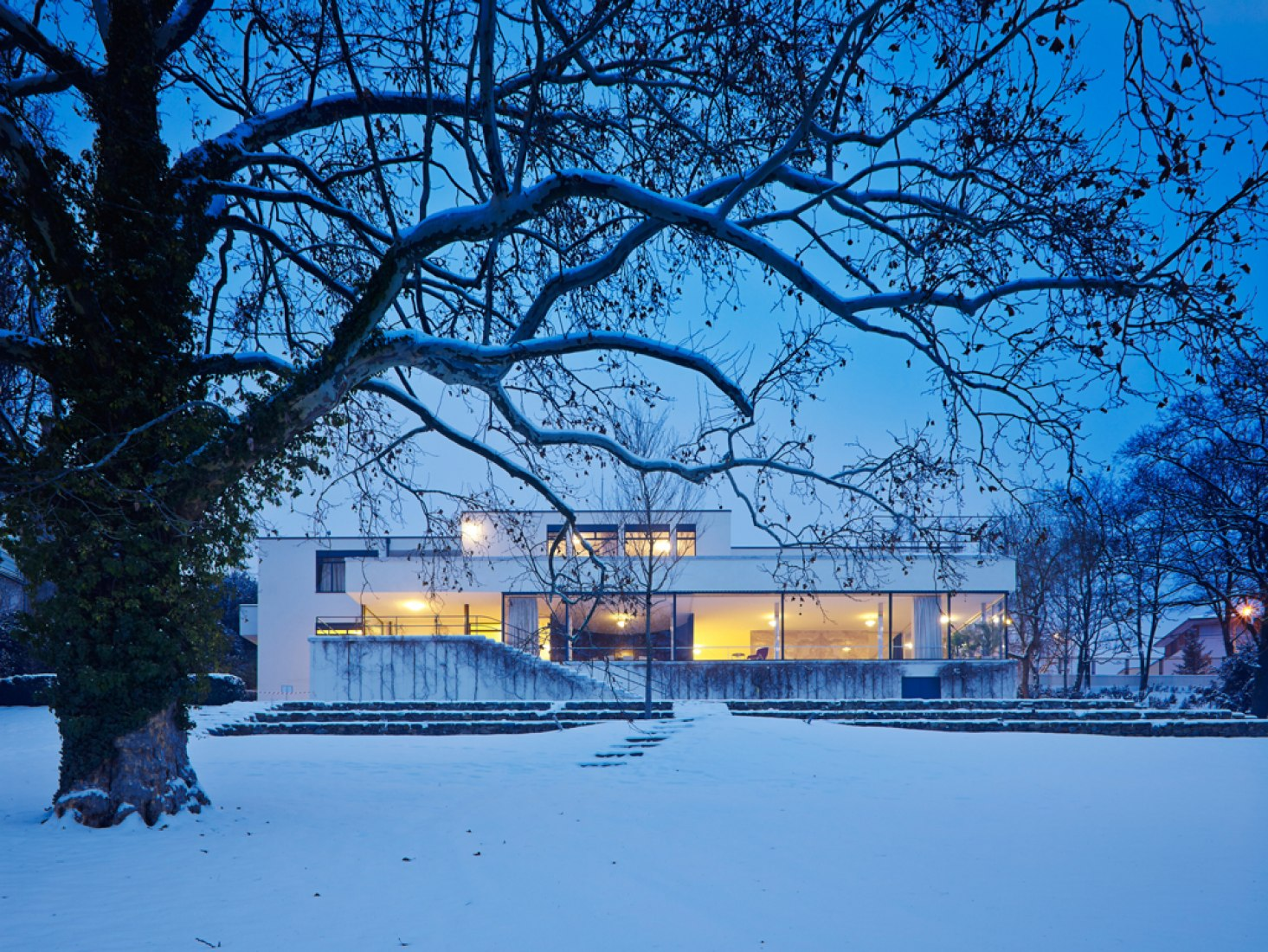 Haus Tugendhat, un documental de Dieter Reifarth.