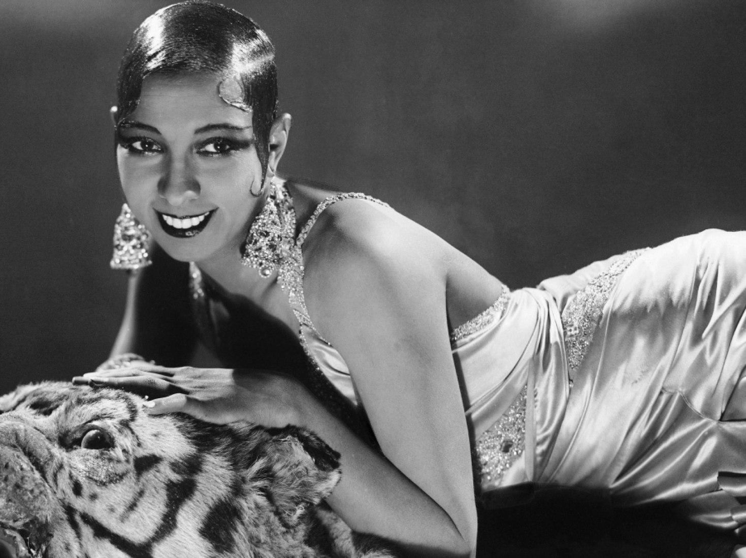Venus Josephine Baker.