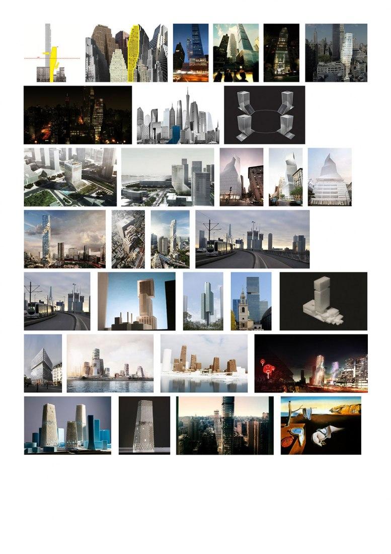 Matriz de imágenes. Cortesía de Enric Llorach.