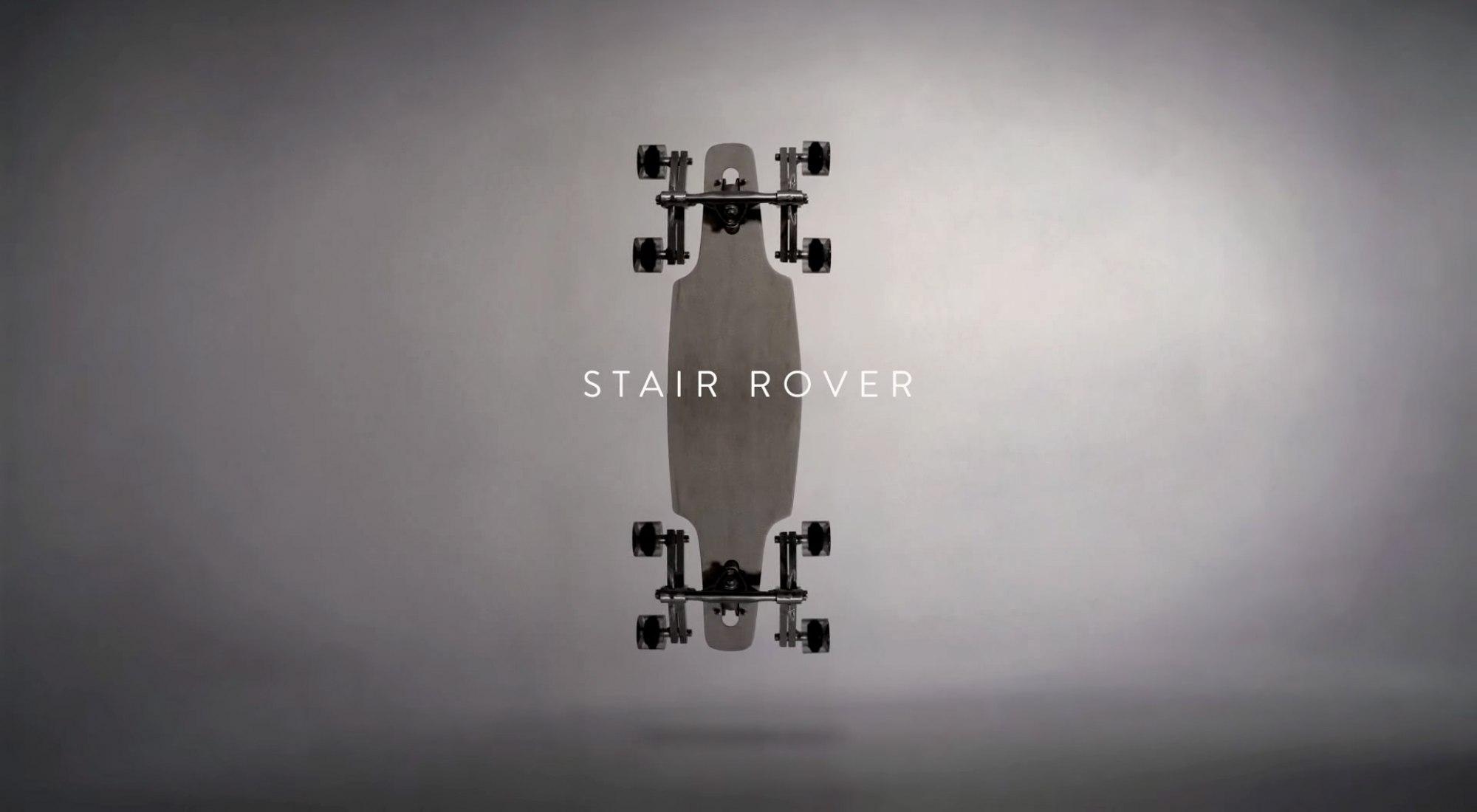 Stair Rover por Po-Chih Lai