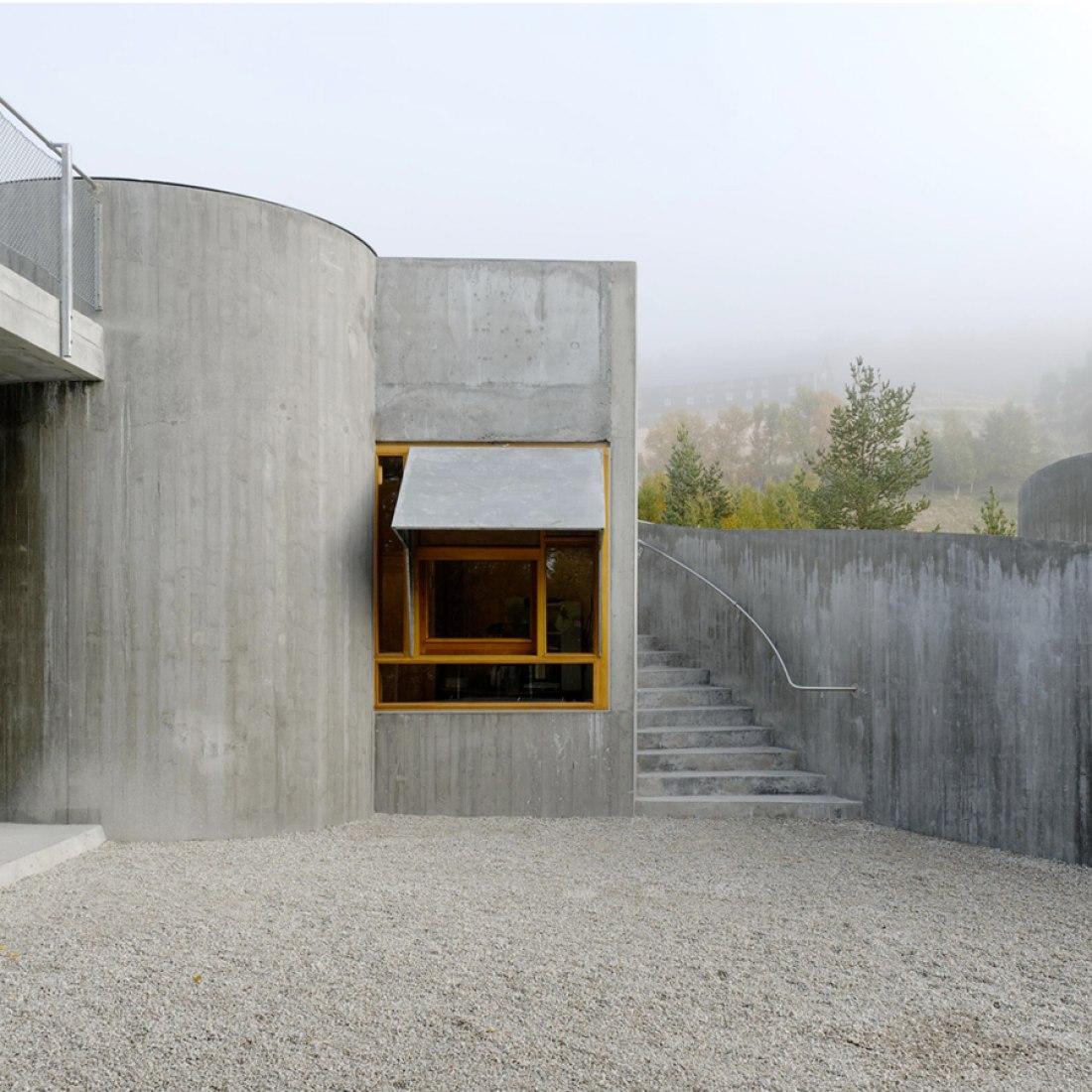 Vista del exterior. Strømbu. Imagen © cortesía de Carl-Viggo Hølmebakk.