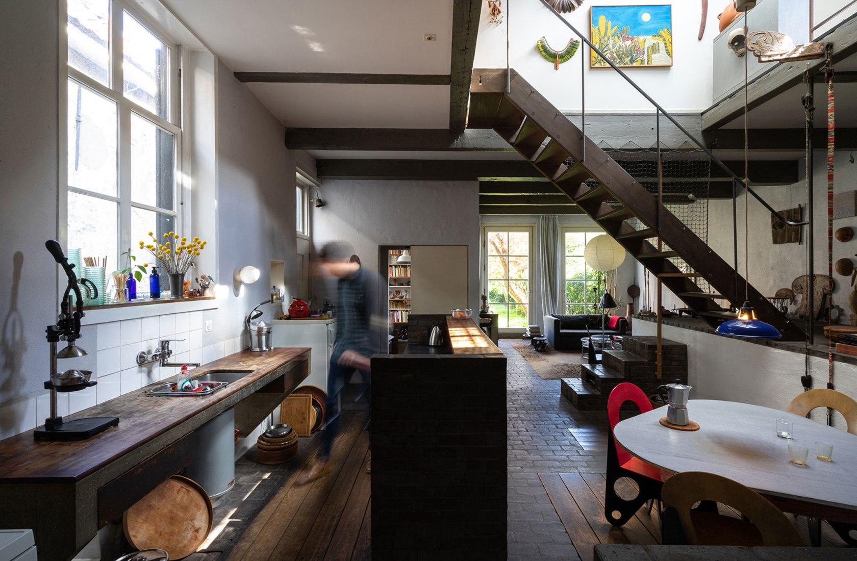 Sobre la casa de Aldo y Hannie van Eyck en Loenen aan de Vecht por Alejandro Campos