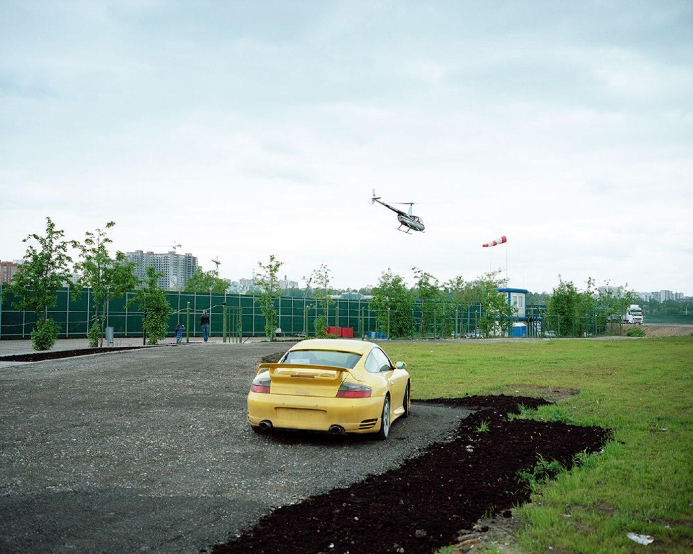 A Model for a City by Petr Antonov