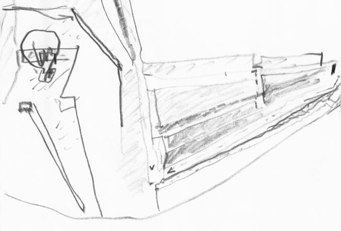 Drawings and Models: Álvaro Siza, Camilo Rebelo, Nicolas