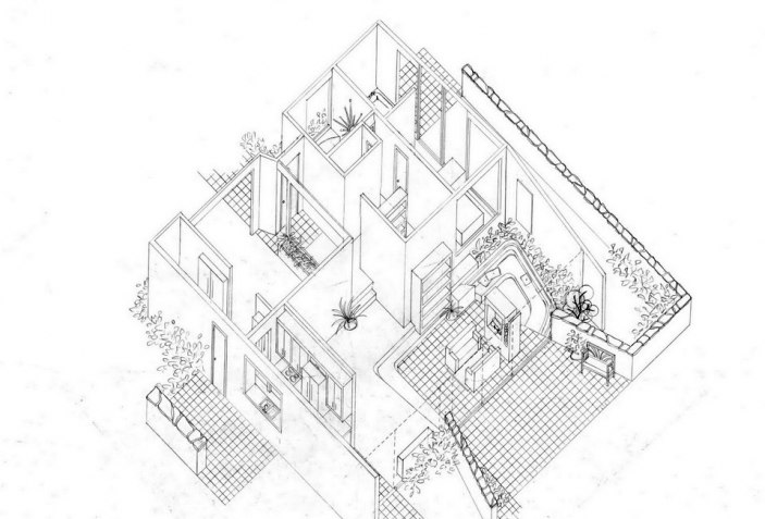 The Entenza House Case Study 9 By Charles Ray Eames Eero
