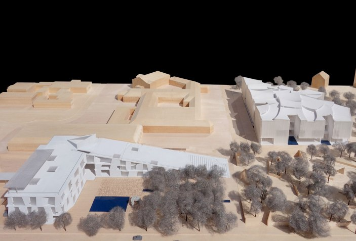 glassell school of art mfah by steven holl archiects the