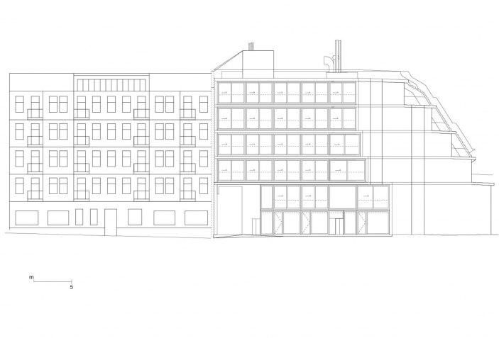 Terrassenhaus Berlin By Brandlhuber Emde Burlon Muck Petzet
