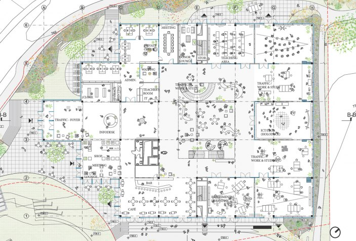 Sou Fujimoto Wins Competition To Design Hsg Learning Center In St