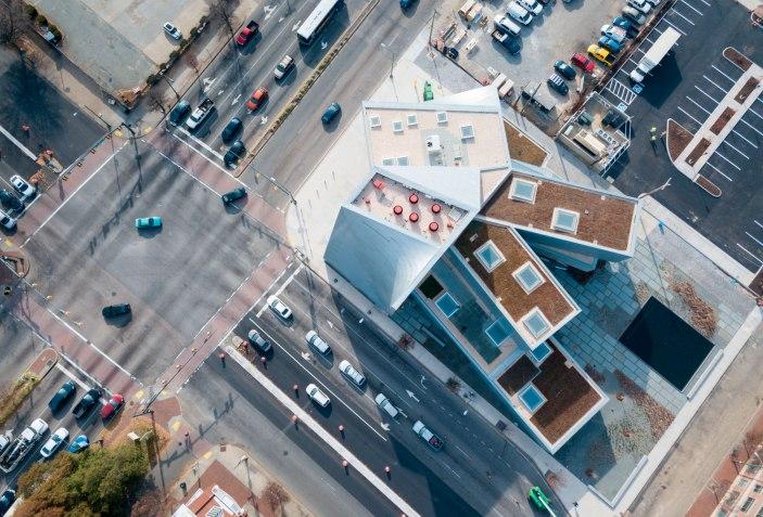 Institute for Contemporary Art, VCU por Steven Holl ...