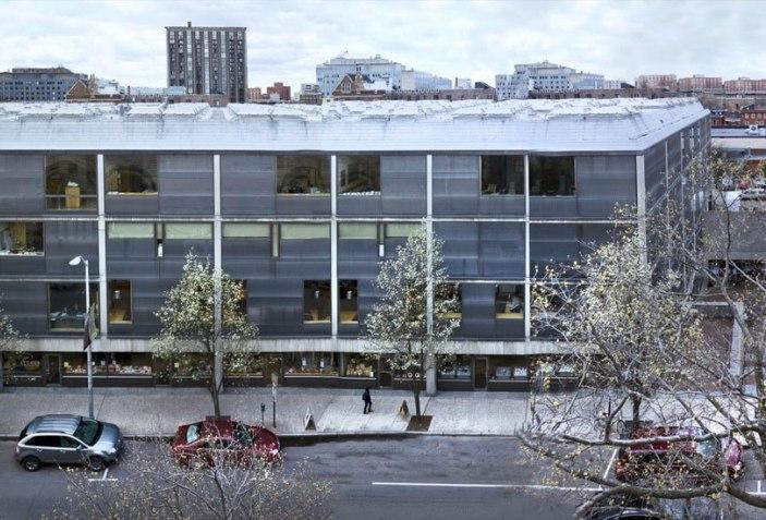 El Yale Center for British Art de Louis Kahn reabierto al ...